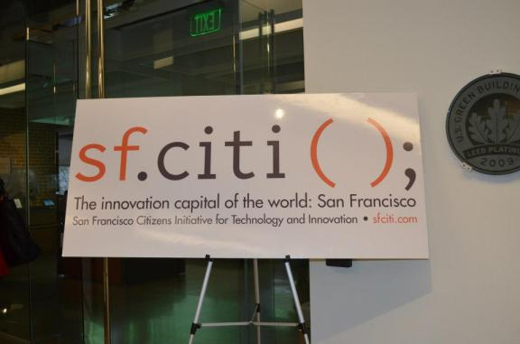 Tech Town Hall with SF Mayor Ed Lee