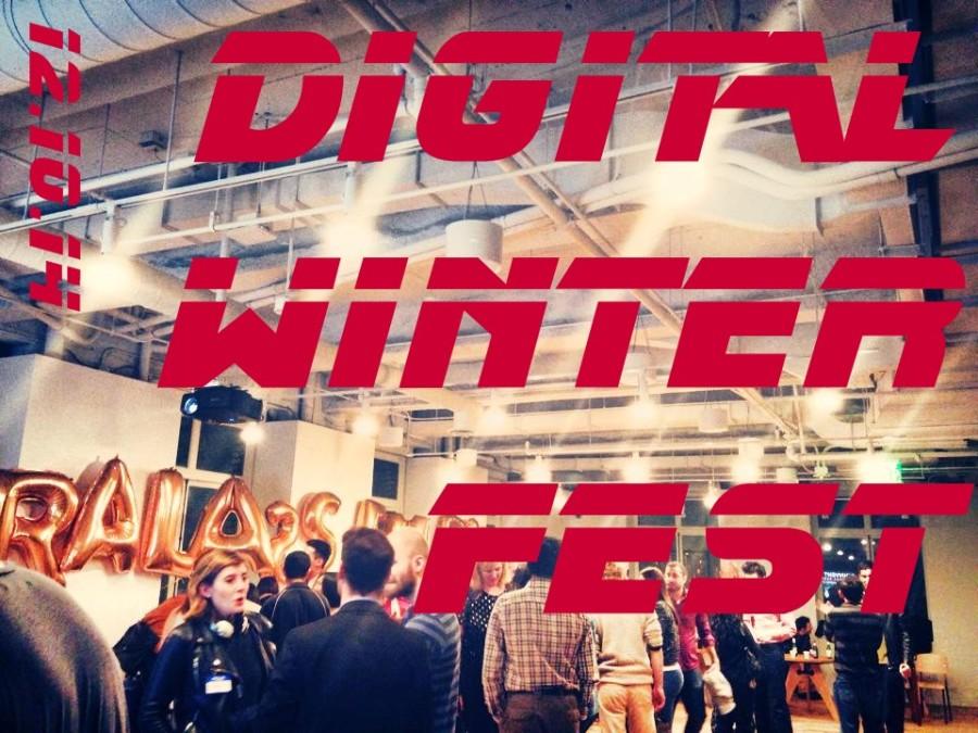 #DigitalWinterFest